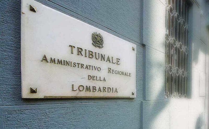 Il TAR Lombardia sospende la gara di Pieve Emanuele